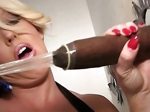Wifey Loves The Big Black Cock