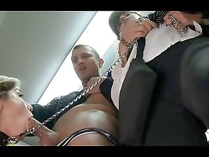 SLUT MOTHER GETS USED IN ADULT STORE
