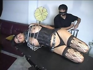Bondage loving trannies
