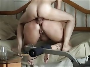 Mature Got Big Butt..Real Big Butt Anal