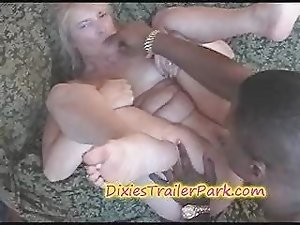 GRANNY LIKES BIG BLACK COCKS